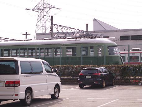 2いもむし 電車