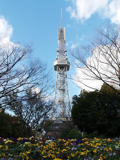 4 テレビ塔