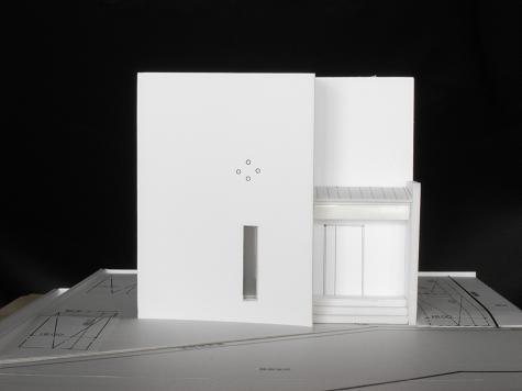 1住宅模型