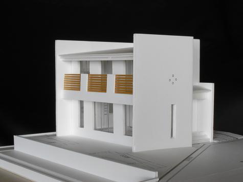 2住宅模型