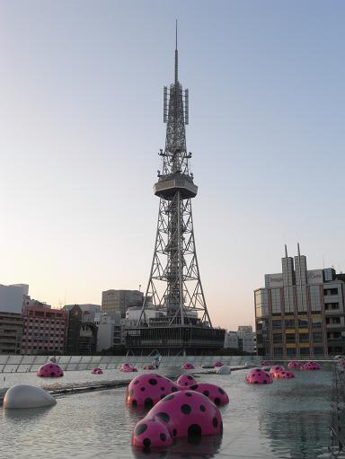 オアシス21 テレビ塔