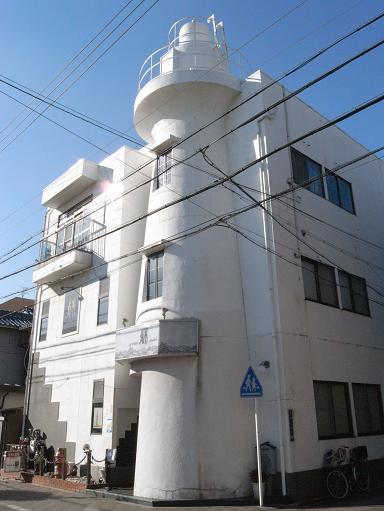 1旧名古屋港灯台